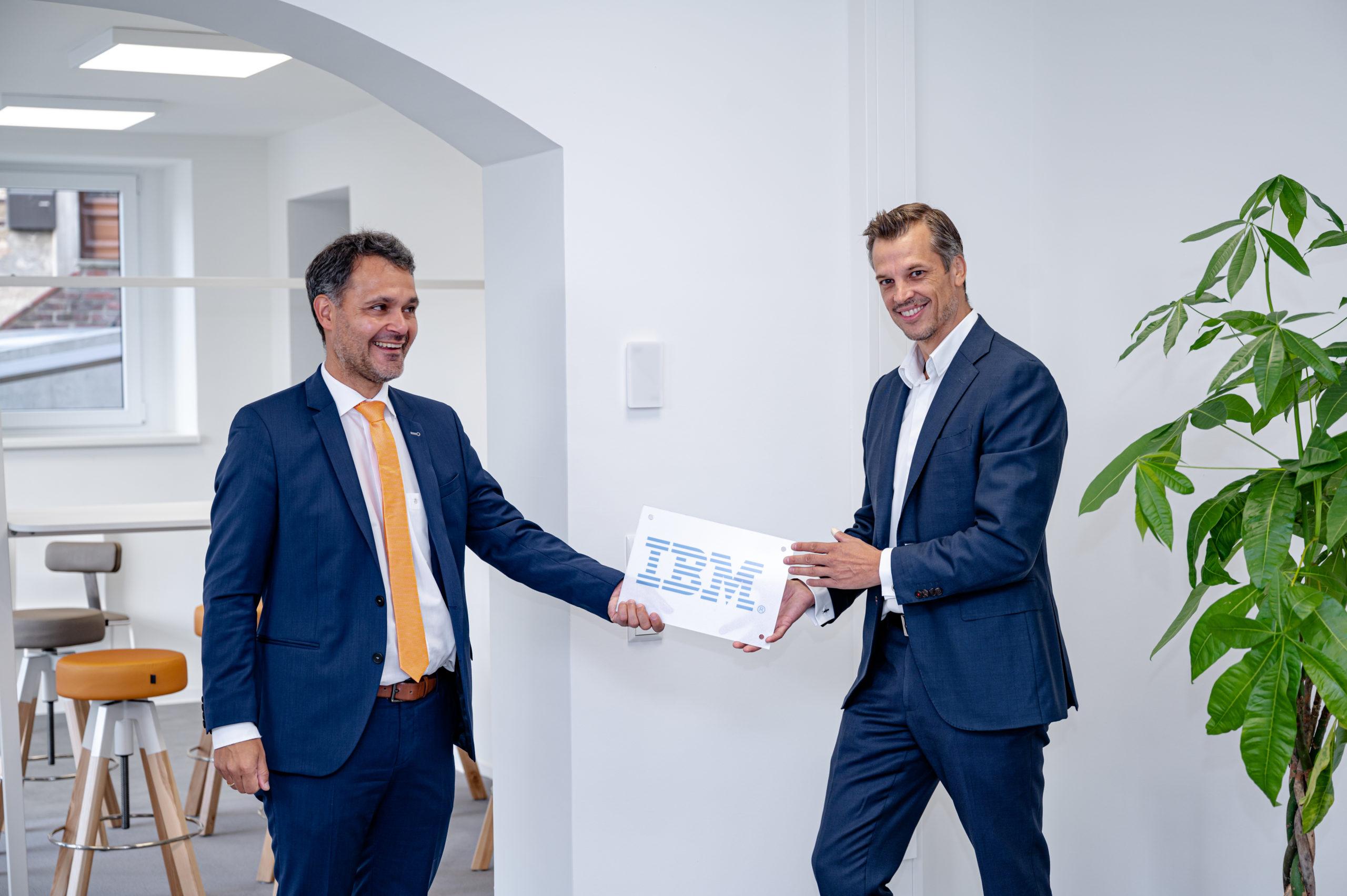 Partner von IBM Deutschland GmbH